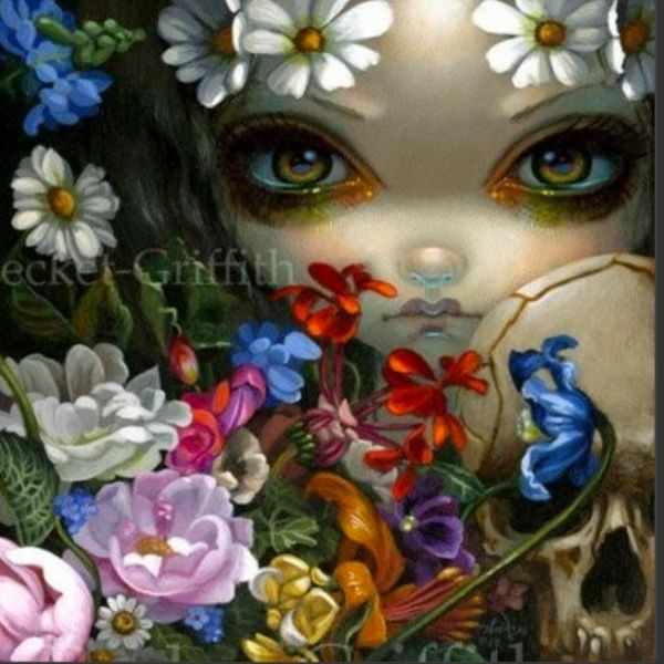 Faces of Faery #239 by Jasmine Becket Griffith