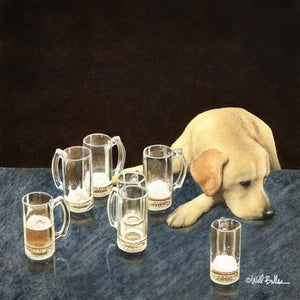 Whats That In Dog Beers by Will Bullas