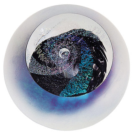 BLACK HOLE Celestial Paperweight