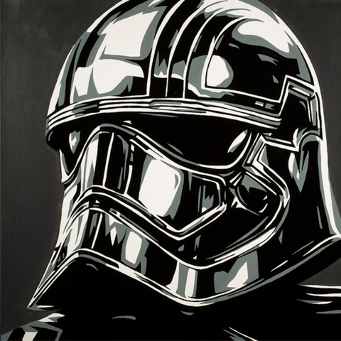 Captain Phasma by Allison Lefcort