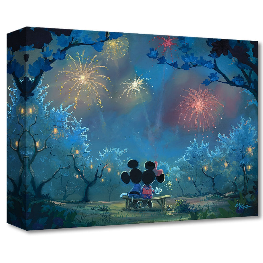 "Disney's Rob Kaz ""MEMORIES OF SUMMER"""