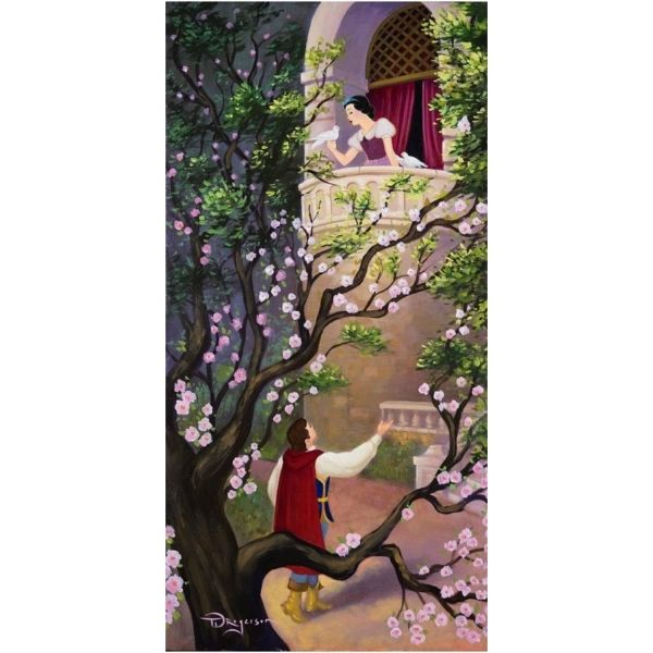 Where Art Thou Snow White? by Tim Rogerson