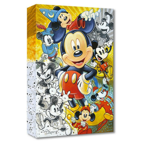 90 YEARS OF MICKEY by Tim Rogerson - Treasure