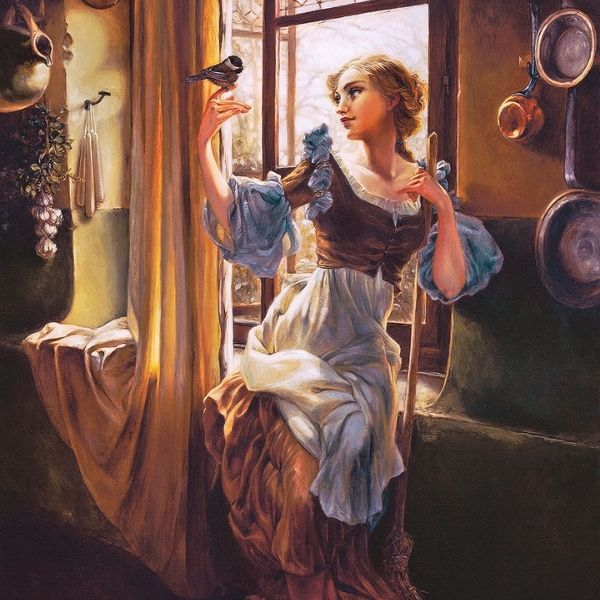 Cinderella's New Day By Heather Edwards