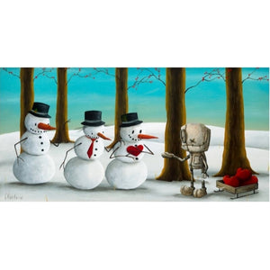 Fabio Napoleoni A LITTLE SOMETHING TO KEEP YOU WARM