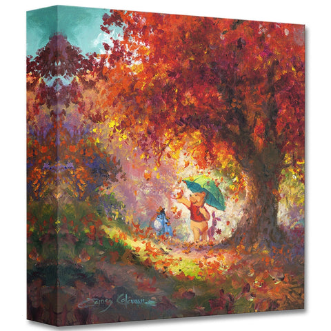 "Disney's James Coleman ""AUTUMN LEAVES GENTLY FALLING"""