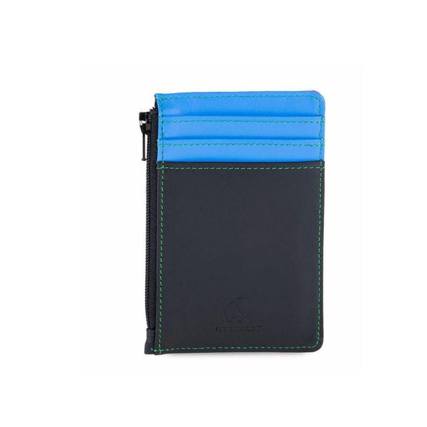 CREDIT CARD HOLDER WITH COIN PURSE