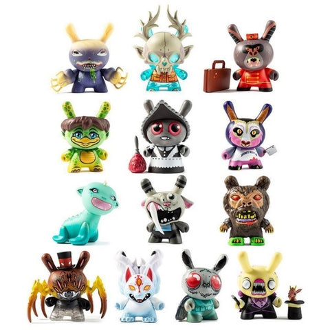 CITY CRYPTID - Dunny Blind Boxes