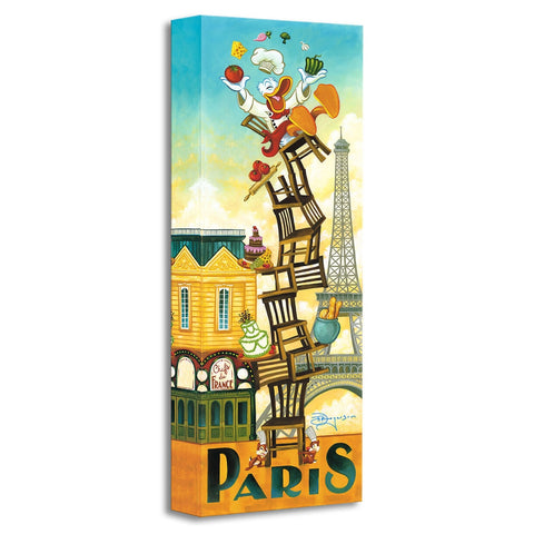 DONALD'S PARIS by Tim Rogerson - Treasure