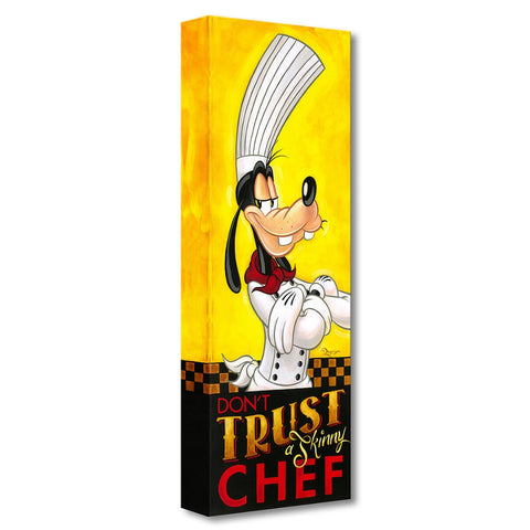 DON'T TRUST AN SKINNY CHEF by Tim Rogerson - Treasure