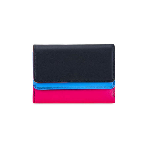 DOUBLE FLAP WALLET - Burano