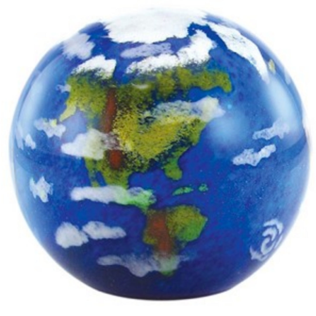 EARTH Planetary Paperweight