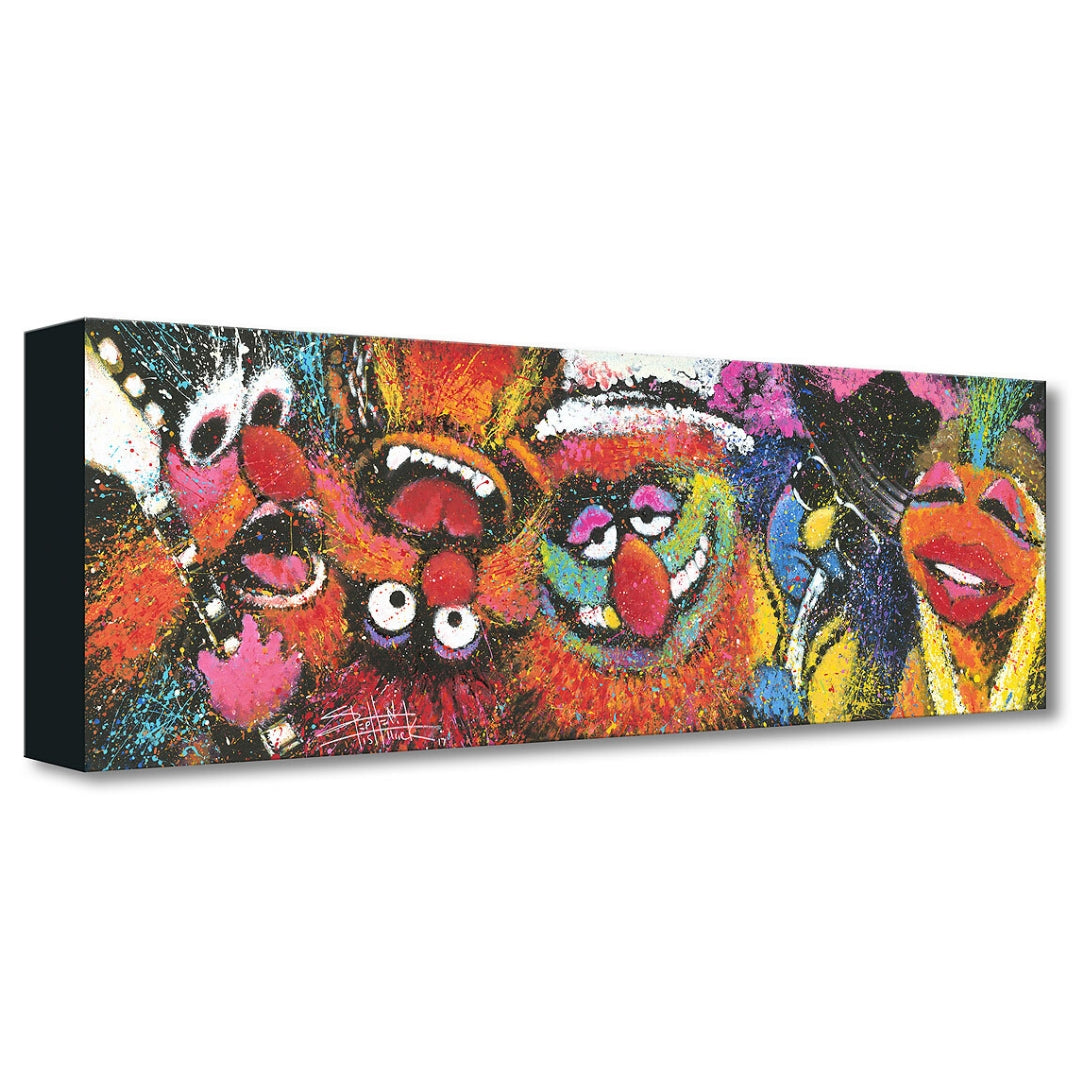 "Disney's Stephen Fishwick ""ELECTRIC MAYHEM"""
