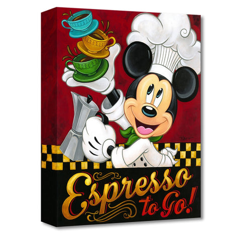 ESPRESSO TO GO by Tim Rogerson - Treasure