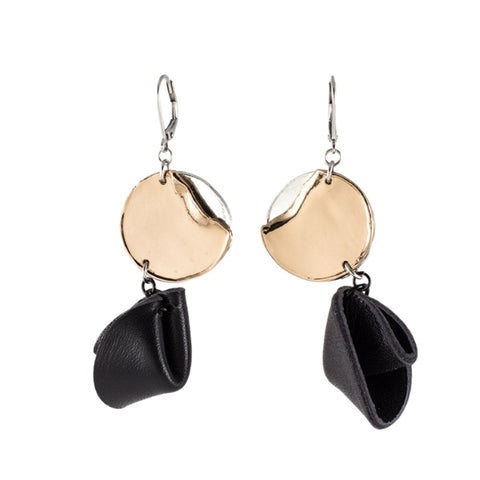 EARRINGS-SIGRID - Bronze