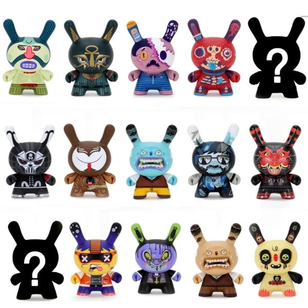 EQUISITE CORPSE - Dunny Blind Boxes