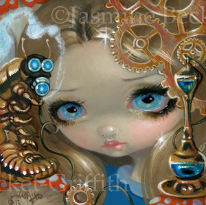 Faces of Faery #209 by Jasmine Becket Griffith