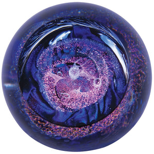 WHIRLPOOL GALAXY Celestial Paperweight