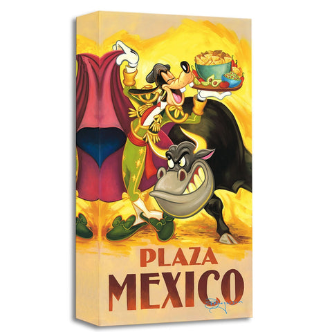 GOOFY'S PLAZA MEXICO by Tim Rogerson - Treasure