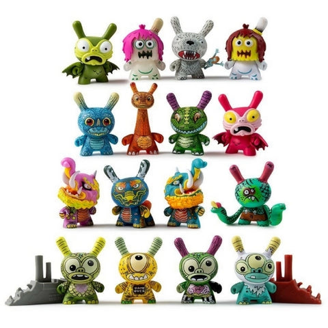 KAIJU BATTLE - Dunny Blind Boxes