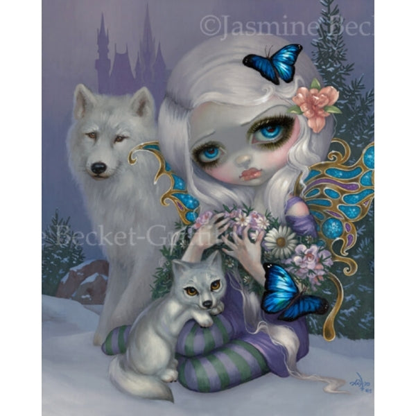 Limited Edition - FOUR SEASONS-WINTER by Jasmine Becket Griffith