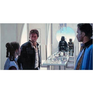 LANDO'S BETRAYAL by Rodel Gonzalez  - Limited Edition