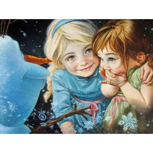 "Never Let It Go by Heather Edwards - 18"" x 24"" Signed & Numbered Limited Edition"