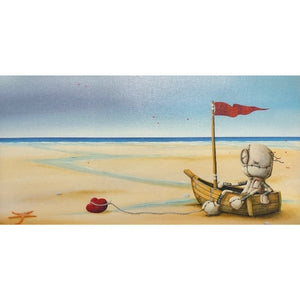 Fabio Napoleoni PATIENTLY AWAITING