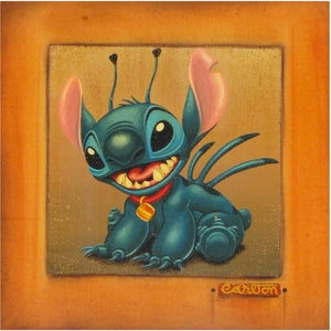 "STITCH by Trevor Carlton - 16"" x 16"" Limited Edition"