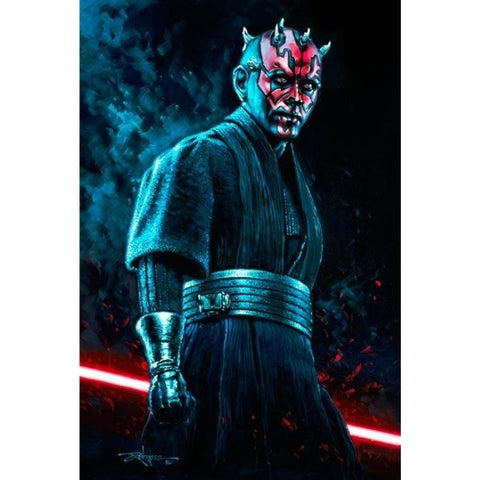 SITH LORD by Rodel Gonzalez  - Limited Edition