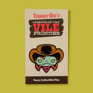 PIN - ANNIE ODDLY by Terribly Odd