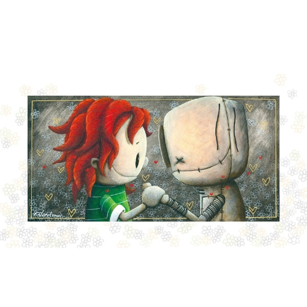 THE SECOND YOU KNOW  by Fabio Napoleoni
