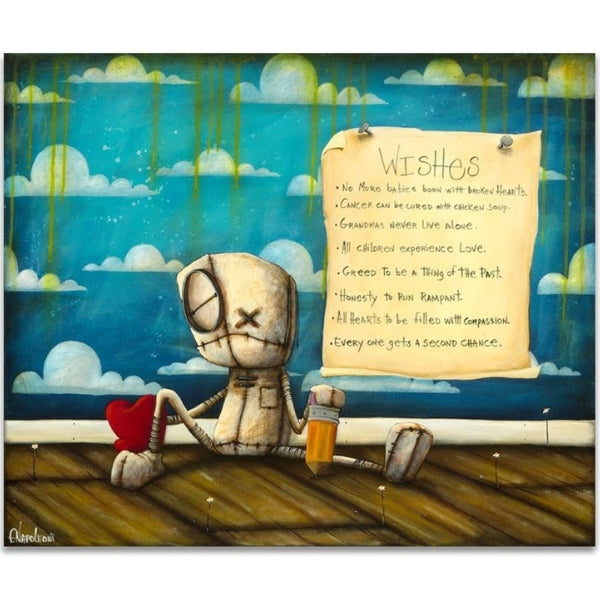 Fabio Napoleoni THE WISH LIST