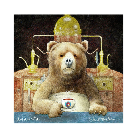 Will Bullas BEARISTA