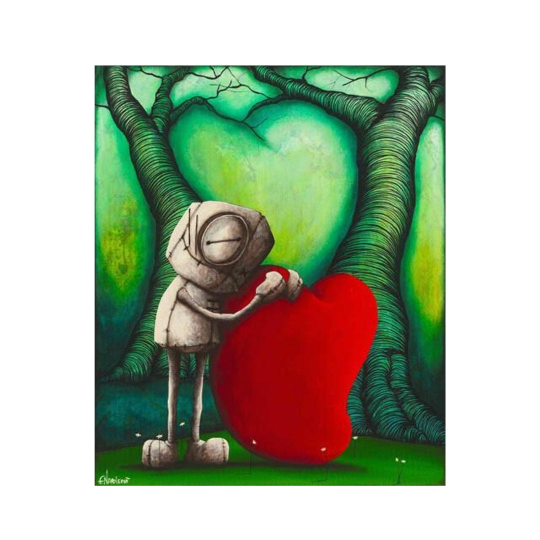WHO WOULD I BE WITHOUT YOU by Fabio Napoleoni