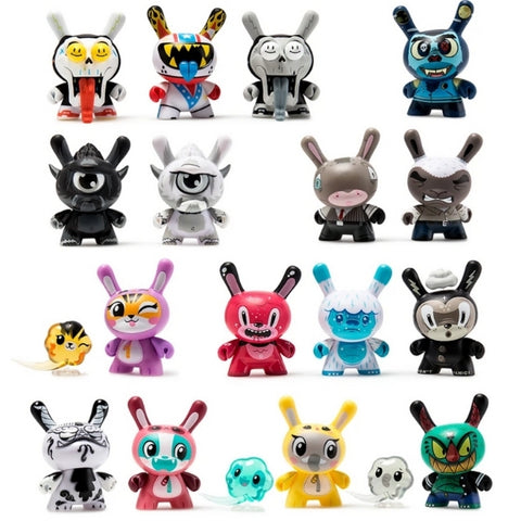 THE WILD ONES - Dunny Blind Boxes