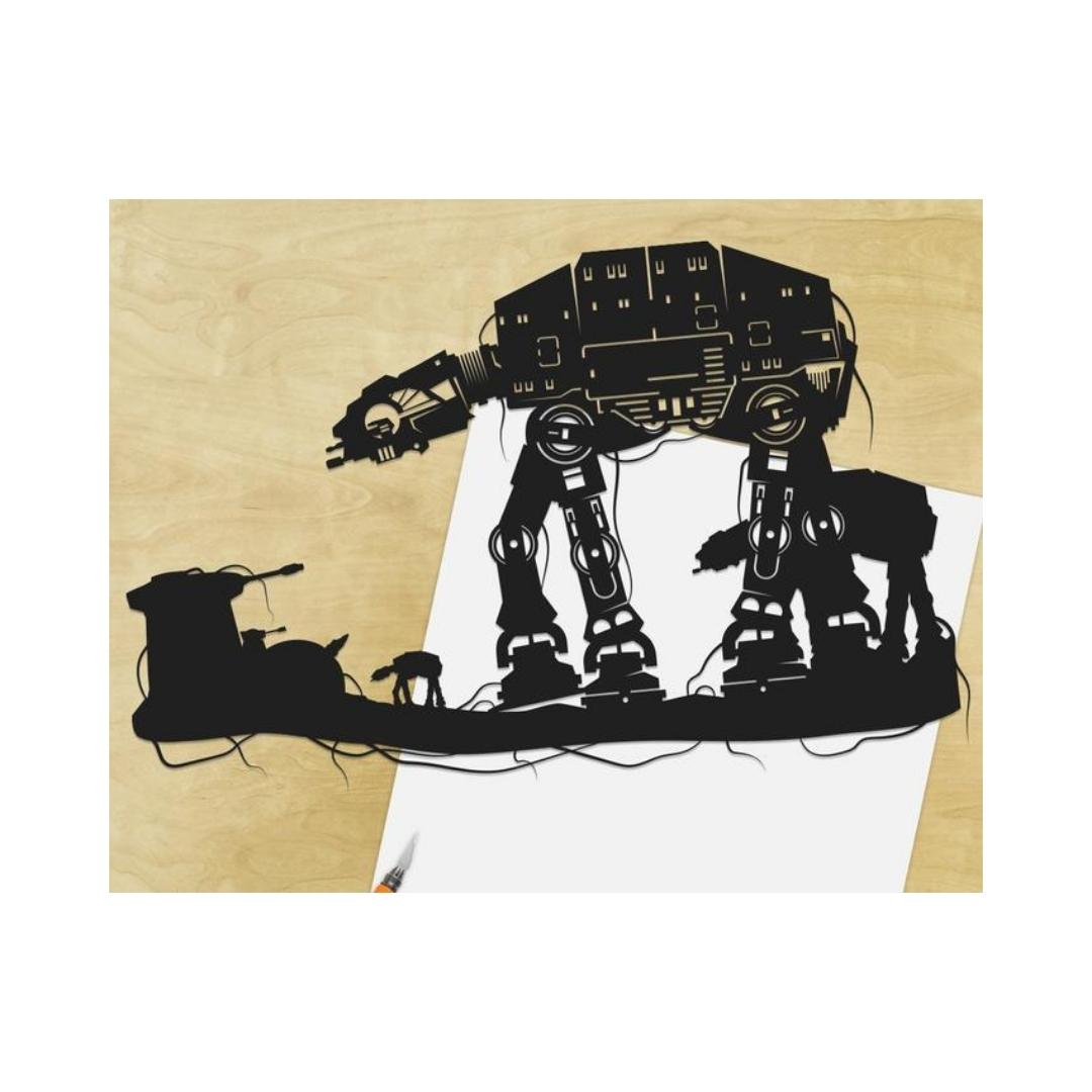 Will Pigg AT-AT
