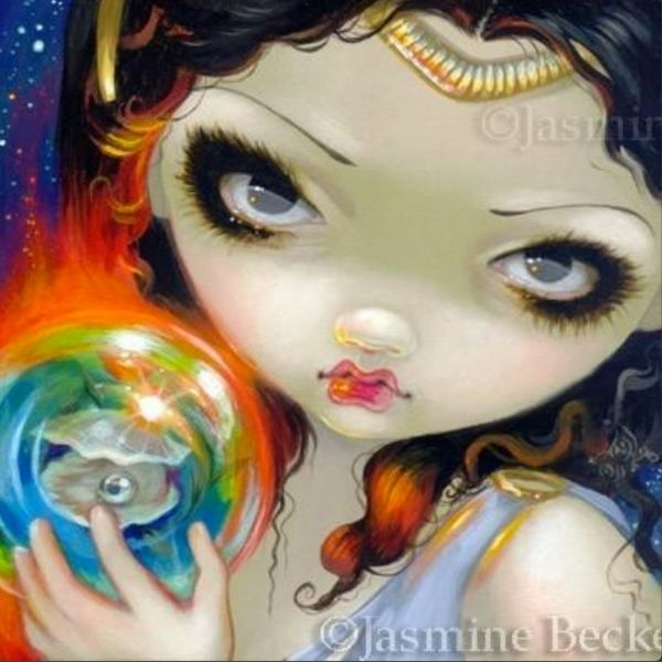 Faces of Faery #181 by Jasmine Becket Griffith