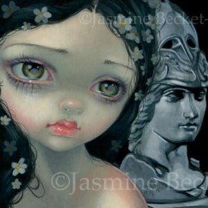 Faces of Faery #227 by Jasmine Becket Griffith