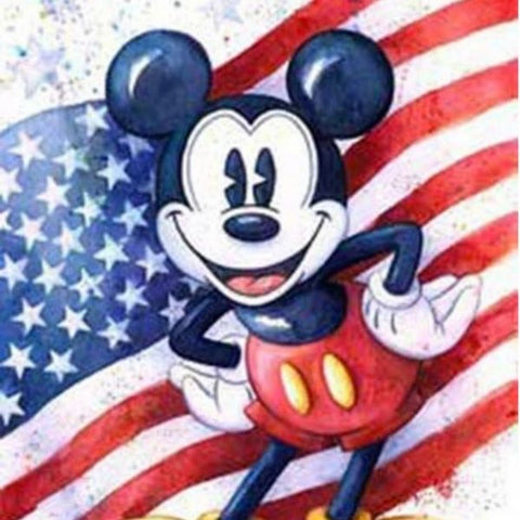 AMERICAN MOUSE by Michelle St Laurent