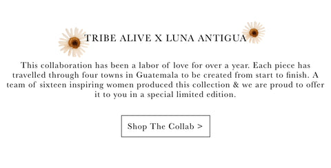 Tribe Alive ethical sustainable clothing