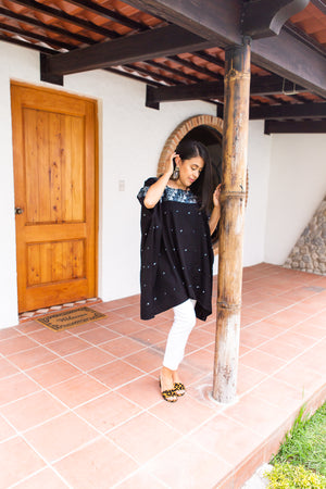 Especial Tunic in Onyx