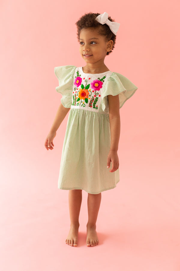 Lucia Dress in Meadow