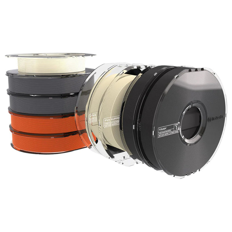 MakerBot METHOD Filament 9 Pack Mixed (6 Tough, 3 PVA)
