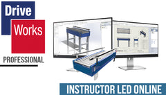 SOLIDWORKS DriveWorks Professional  - Instructor Led Online Training