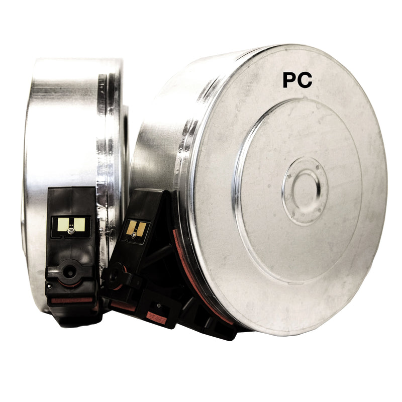 PC Filament Canister / Engineering / Fortus Plus