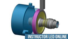 SOLIDWORKS CAM Professional - Instructor Led Online Training