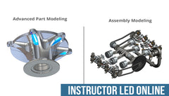 SOLIDWORKS Advanced  - Instructor Led Online Training