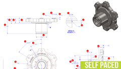 SOLIDWORKS Inspection - Self Paced Training (supported)