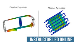 SOLIDWORKS Plastics / Injection Mold Simulation - Instructor Led Online Training